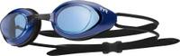 Очки для плавания Tyr Black Hawk Racing, LGBH, голубой