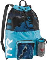 Мешок для мокрых вещей Tyr Big Mesh Mummy Backpack, LBMMB3, голубой