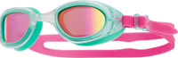 Очки для плавания Tyr Special Ops 2.0 Polarized Small, LGSPSB, голубой