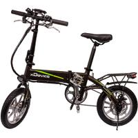 Электровелосипед xDevice xBicycle 14 модель 2019 года, черный