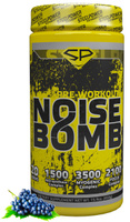 SteelPower Nutrition / Предтренировочный комплекс Noise Bomb, 450 г, Виноград