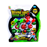 Набор для игры в дартс JT TOYS 30-11/, зеленый