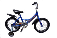 Велосипед Jaguar MS-A162, синий