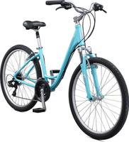 """Велосипед городской Schwinn Sierra Women, колесо 26"""", рама S, голубой"""
