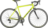 Велосипед шоссейный Scott Speedster 50, 269897, желтый, размер рамы L/56