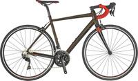 Велосипед шоссейный Scott Speedster 10, 269892, коричневый, размер рамы M/54