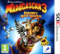 Madagascar 3. The Videogame (3DS)