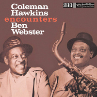 Coleman Hawkins & Ben Webster. Coleman Hawkins Encounters Ben Webster (LP)