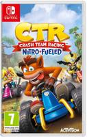 Игра Crash Team Racing Nitro-Fueled для Nintendo Switch