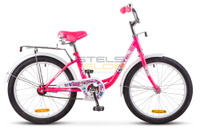 Велосипед Stels Pilot-200 Lady, розовый