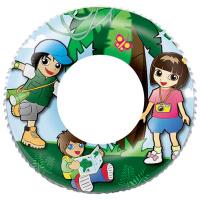 Надувной круг Bestway 36014, разноцветный