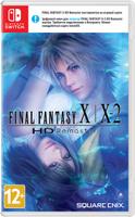 Игра Final Fantasy X/X-2 HD Remaster для Nintendo Switch