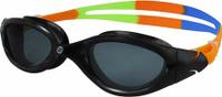 Очки для плавания Barracuda Venus, 31720, черный, оранжевый