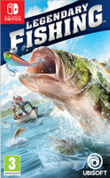 Игра Legendary Fishing для Nintendo Switch