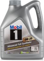 Моторное масло MOBIL 1 X1 ADVANCED FULL SYNTHETIC 0W-20 Синтетическое 4 л