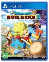 Игра Dragon Quest Builders 2 для PS4 Sony