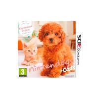Nintendogs + Cats - Toy Poodle & new Friends (Русская версия)
