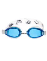 Очки для плавания детские MadWave Coaster Kids, M0415 01 0 04W, голубой, белый