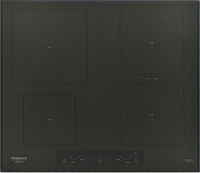 Варочная панель Hotpoint-Ariston KIA 641 B B (CF), черный