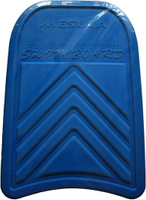 Доска для плавания Mesuca JF-101, сине-желтая