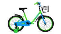 Велосипед Forward Barrio 18 2019 зеленый