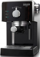 Рожковая кофеварка Gaggia Viva Style, черная