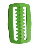 Стопор груза, пластиковый, зеленый