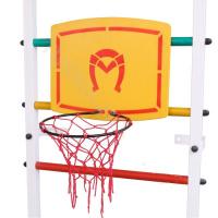 Баскетбольное кольцо с щитом Sportlim