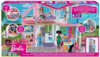 Дом для кукол Barbie Дом Малибу, FXG57. Наши лучшие предложения