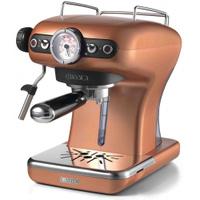Рожковая кофеварка Ariete 1389/18 Classica, медный