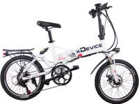 Электровелосипед xDevice xBicycle 20 модель 2019 года