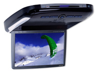 """Автомобильный потолочный монитор 10.2"""" с DVD медиаплеером Alpine PKG-2100P"""