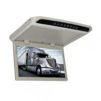"""Автомобильный потолочный монитор 17,3"""" со встроенным Full HD медиаплеером ERGO ER174FH (HDMI/AC3)"""