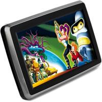 Навесной монитор ERGO ER10VA (USB, SD, DVD, AC3)