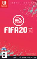 Игра FIFA 20 Legacy Edition для Nintendo Switch