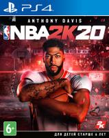 Игра NBA 2K20 для PS4 Sony