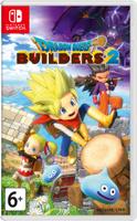 Игра Dragon Quest Builders 2 для Nintendo Switch