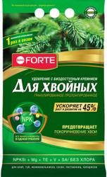 Удобрение Bona Forte с кремнием Хвойное (ВЕСНА-ЛЕТО), 5кг. BONA FORTE для сада
