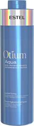 ESTEL PROFESSIONAL Шампунь OTIUM AQUA для интенсивного увлажнения 1000 мл. Уход за волосами от профессионалов