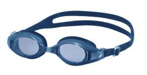 Купить Очки для плавания View Platina, цвет: синий