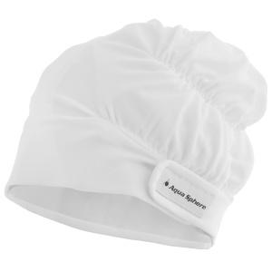 Купить Шапочка Aqua Sphere Aqua Comfort, цвет: белый