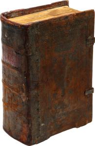 Псалтырь с возпоследованием. Изд. 1640 года. Очень редкая