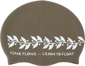 Купить Шапочка для плавания Larsen, цвет: бронзовый. LS71