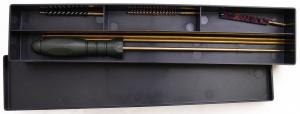 Купить Набор щеток для чистки пневматического оружия  Nimar, калибр 4,5 мм, 4 предмета