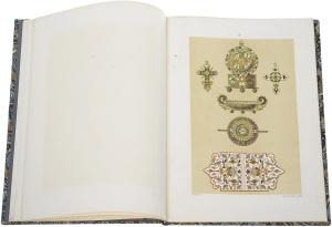 Русский орнамент в старинных образцах художественно-промышленного производства