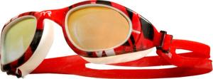 Купить Очки для плавания TYR Ironstar Special Ops 2.0, цвет: белый, красный