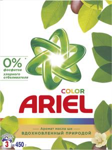 Купить Стиральный порошок Ariel Automat. Масло Ши, 450 г