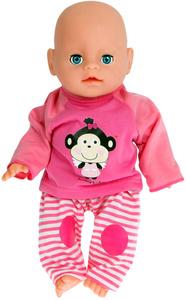 Купить Одежда для пупса Малышка, 872975, костюмчик