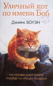 Уличный кот по иени Боб