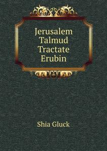 Jerusalem Talmud Tractate Erubin
